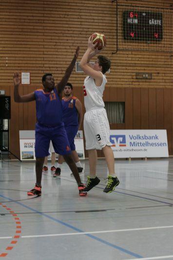 U16 vs BC Wiesbaden, 07. Februar 2015