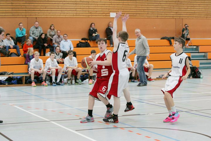 U14 vs TSG Sulzbach, 07. März 2015