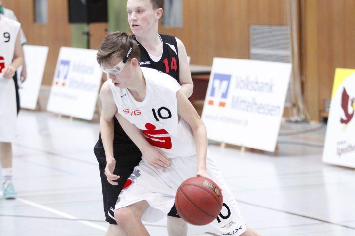 U16 vs MTV Giessen, 07. März 2015