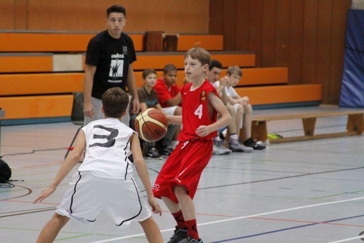 U16 vs MTV Giessen, 07.10.2015