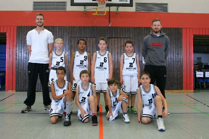 U10 Turnier in Gladenbach, 01. November 2015