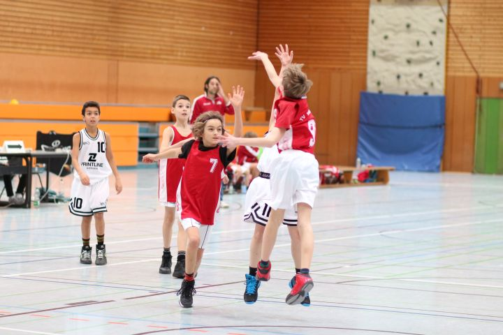 U10 vs TV Lich, 31. Januar 2016