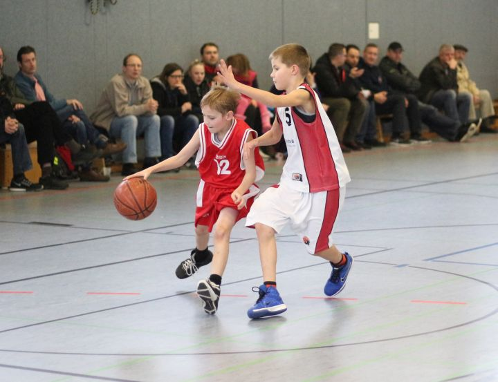 U12 at BC Marburg, 21. Februar 2016