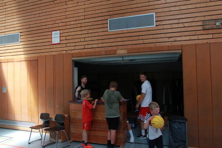 Camp Sommerferien 2016