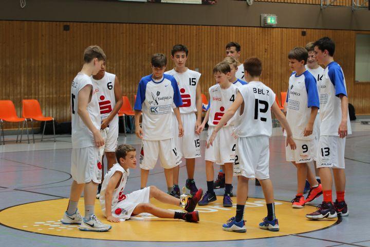 U14-Cup, Göttingen 2014