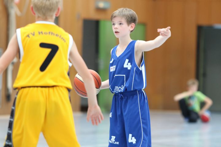 U12 vs TV Hofheim, 25. September 2016