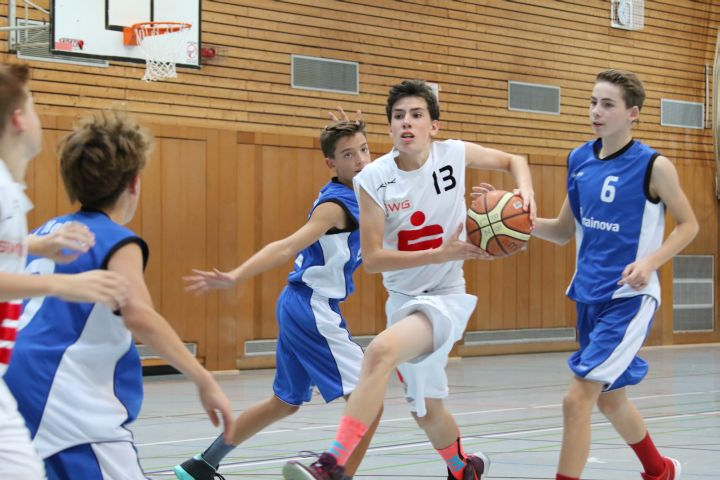 U14 vs TV Hofheim, 25. September 2016
