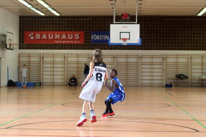 U12 vs TG Hanau, 13. November 2016