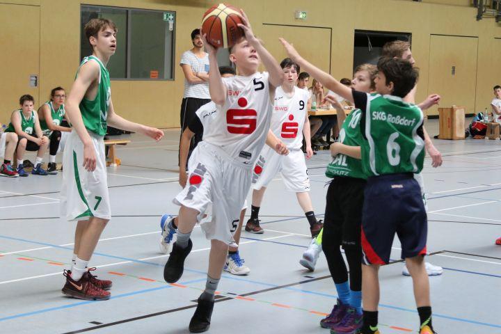 U14-2 Hessenpokal, 30.04.2017