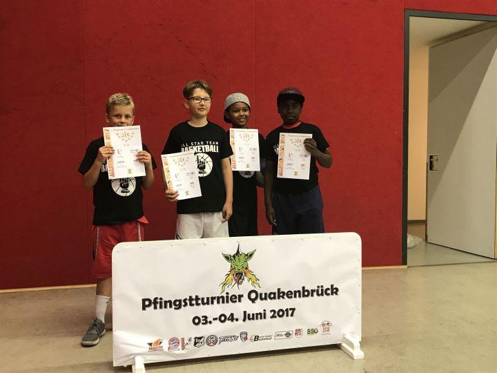 U10, Turnier in Quakenbrück