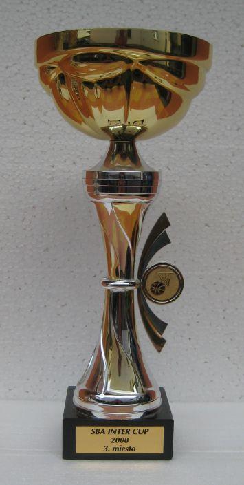 3.Platz U16 Inter Cup Bratislawa 2008