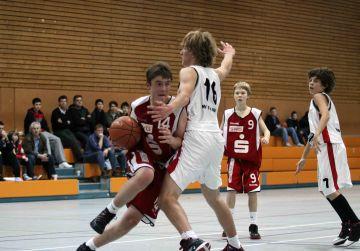 U14 vs MTV Giessen, 21.11.2009