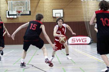 U16 vs Heppenheim, 05.12.2009