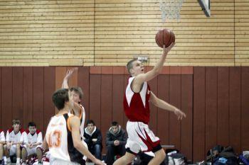 U18 vs Bergstrasse, 05.12.2009
