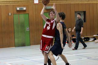 U14 vs Wiesbaden, 12.12.2009