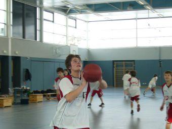 U14 in Langen, 31.01.2010
