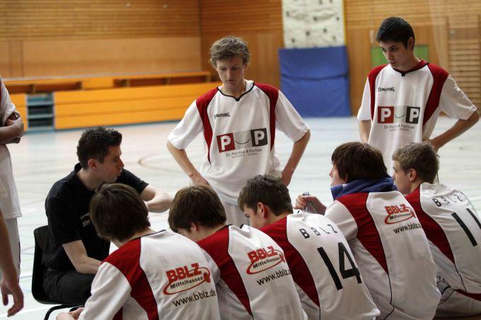 U18 vs ACT Kassel, 27.02.2010