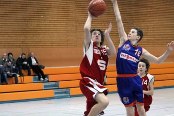 U14 vs BG Ober-Ramstadt, 06.03.2010