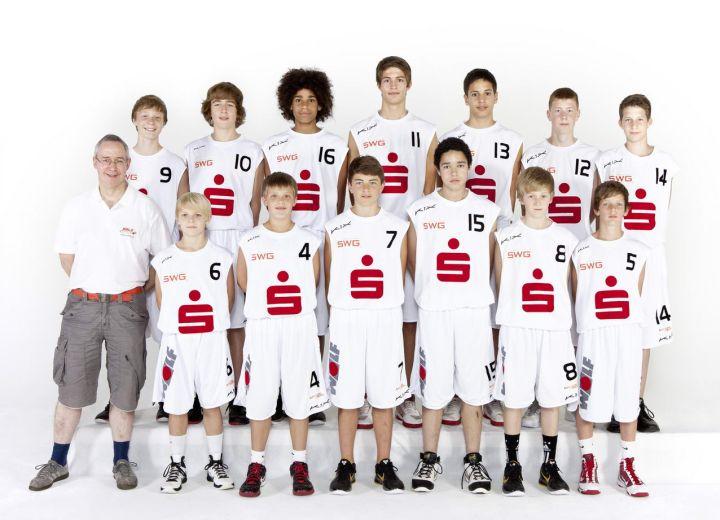 U16 Team Oberliga 2011-2012