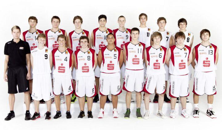 U18 Team Oberliga 2011-2012