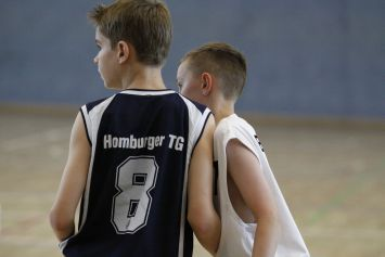 U14 vs Homburger TG, 01. Juni 2014