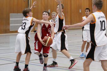 U14 vs SKG Rosdorf