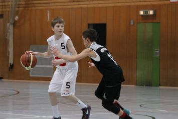 U14 vs TG Hochheim, 08. November 2014