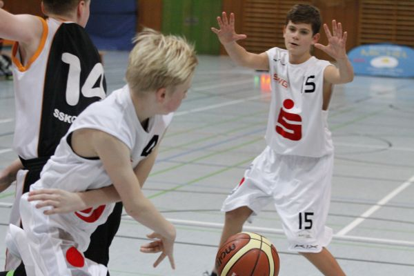 U14 vs SKKC Aschaffenburg/Klein-Krotzenburg, 15. November 2014
