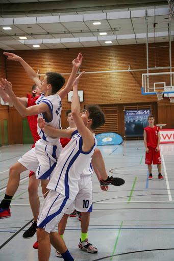 U16 vs MTV Kronberg, 24. Januar 2014