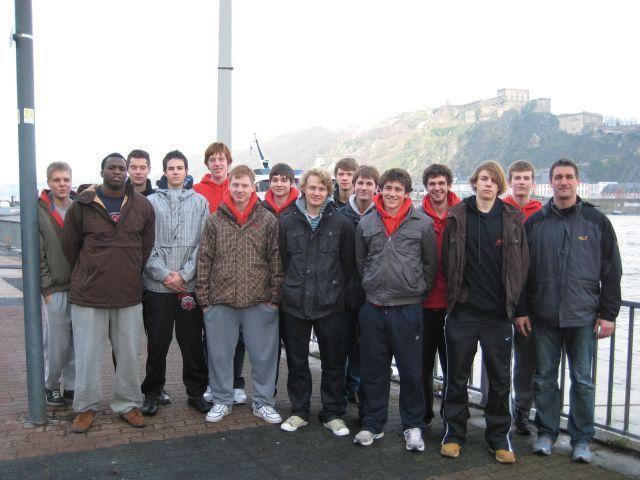 U18 als Regionalmeister in Koblenz