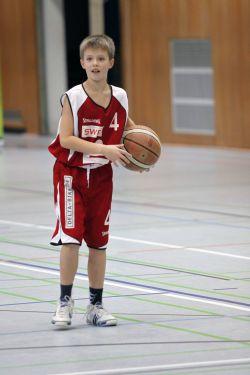 U14 vs Griesheim, 01.11.2009