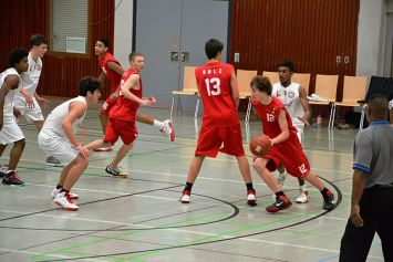 JBBL in Hanau, 04.12.2011