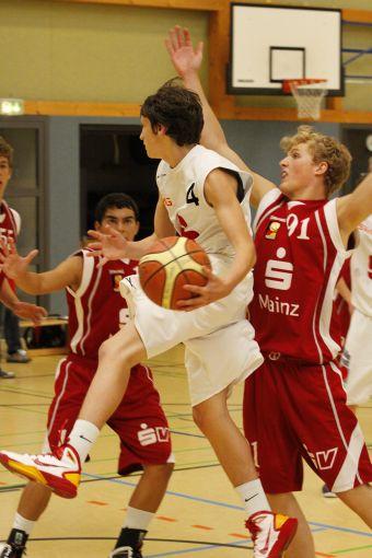 JBBL Qualifikation, 18.06.2011, Nieder-Olm