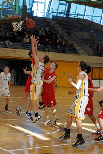 JBBL in Ludwigsburg, 12.02.2012