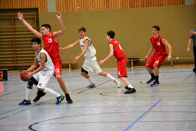 JBBL at Team Kurpfalz, 26.02.2012