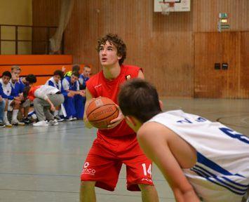 JBBL in Langen, 16.10.2011