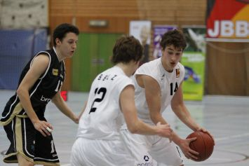 JBBL vs BBA Ludwigsburg, 11. März 2012