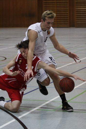 JBBL vs TV Langen, 27.11.2011