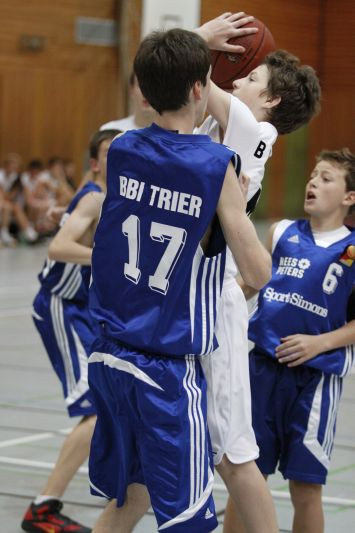 JBBL vs Trier, 30.10.2011