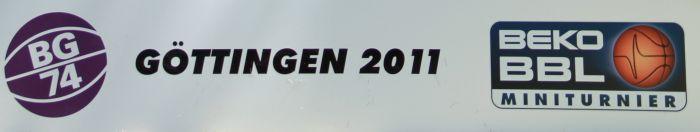 beko bbl miniturnier göttingen 2011