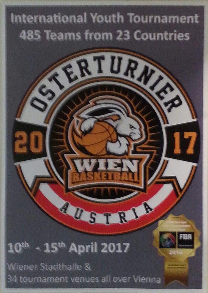 Osterturnier Wien 2017