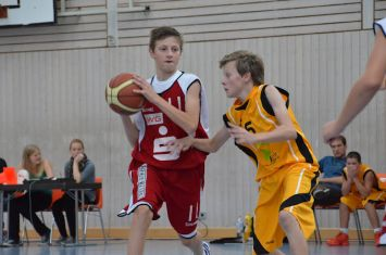 U14 Turnier Göttingen, 08. und 09. September 2012