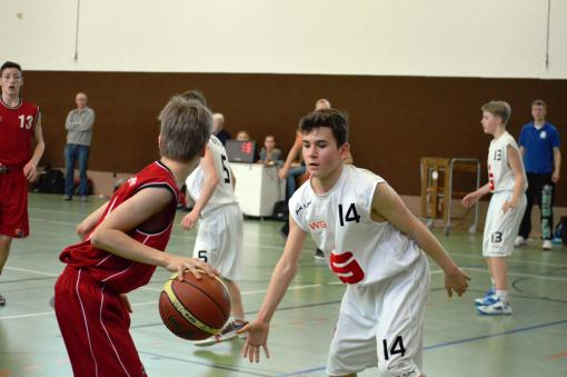 U14 at Team Nordhessen, 09.03.2014