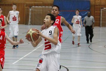 U14 vs BC Darmstadt, 15. März 2014