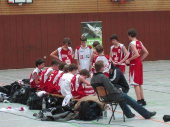 U14 vs Frankfurt,06.02.2010