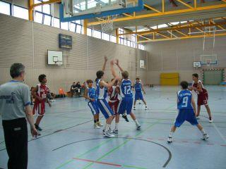 U14 in Göttingen, 11. & 12.09.2010
