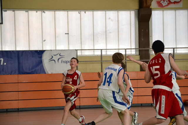 Hessenmeisterschaften 2012 U14 vs BC Darmstadt, 24.03.2012