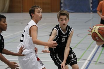 U14 vs TG Hanau, 29. September 2012