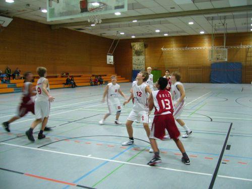 U14 vs Langen, 15.11.2009
