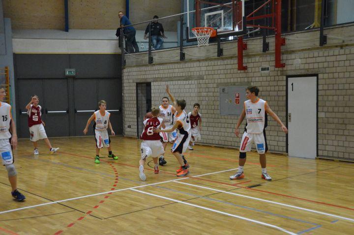 U14 Turnier in Ludwigsburg, 26. Oktober 2012